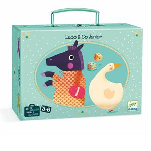 Juegos Ludo and Co Junior
