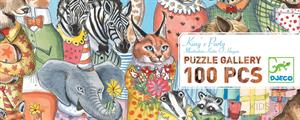Puzzle Gallery 100 piezas King's Party