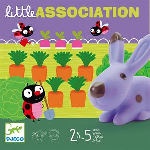 Juegos Primera Edad Little Association