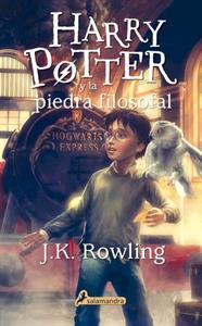 Harry Potter 1. Harry Potter y la piedra filosofal - J. K. Rowling