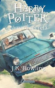 Harry Potter 2. Harry Potter y la cámara secreta - J. K. Rowling