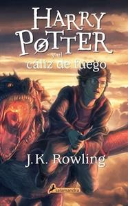 Harry Potter 4. Harry Potter y el cáliz de fuego - J. K. Rowling