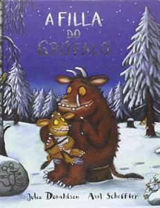 A filla do Grúfalo - Julia Donaldson - Axel Scheffler
