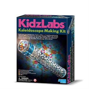 KidzLabs - Kit Montar Kaleidoscopio
