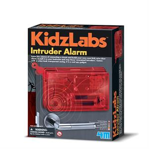KidzLabs - Montar Kit Alarma Intrusos