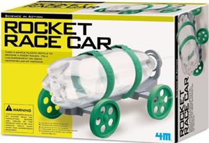 KidzLabs - Rocket Race Car