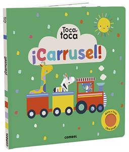 Toca Toca - Carrusel - Lemon Ribbon Studio