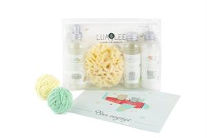 Lua&Lee Travel Kit 75ml + esponja natural