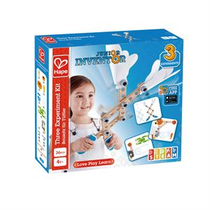 Junior Inventor - Kit de 3 Experimentos